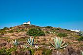 Windmill, Carrapateira, Costa Vicentina, Algarve, Portugal