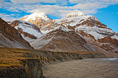 Landscape, Spiti, India (HDR effect).