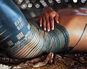 Traditional Samoan body tattoo, Samoa