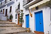 Europe, Spain, Andalucia, Costa Del Sol, Frigiliana