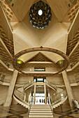 Inside the Museum of Islamic Art, Doha, Qatar