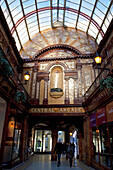 The Victorian Central Arcade in Newcastle's Grainger Town, Newcastle, England