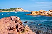 Cala Pregonda, Menorca, Balearic Islands, Spain