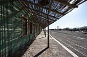 Baquedano Railway Station, Antofagasta Region, Chile