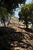 Building 33, Yaxchilan, Chiapas, Mexico
