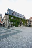 Town Hall, Quedlinburg, Germany