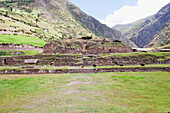 Northern Platform, Chavin De Huantar, Ancash, Peru