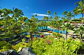 'Poipu Grand Hyatt Hotel, Southern Kauai; Kauai, Hawaii, United States of America'