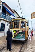 electric tramway, porto, portugal