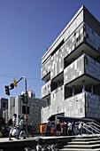 Petrobras headquarters, in the center (Centro), on Avenida República do Chile, Rio de Janeiro, Rio de Janeiro, Brazil
