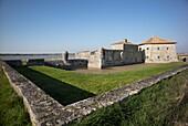 France, Western France, Saint Nazaire sur Charente, Fort Lupin