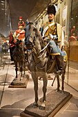 France, Paris 7th district, Invalides, Museum of the army, Rider of the army of Napoleon, room Vauban