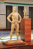 France, Roubaix, La piscine museum