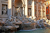 Rome, capital city of Italy, The Trevi Fountain