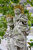 Heiligenkreuz Abbey, Joseph and Jesus, Vienna, Austria