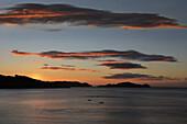Sunset in Nasugbu, Batangas, Calabarzon, Luzon, Philippines, Asia