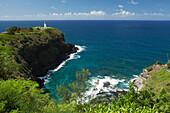 Kilauea Point National Wildlife Refuge, Kilauea Lighthouse, Visitor center, Kilauea, Kauai, Hawaii, United States of America