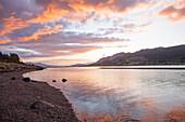 Remote Island beach, Scotland, United Kingdom, Europe