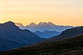 La Barre des Ecrins, Ecrins-Mountains, Ecrins National Park, Dauphiné-Alps, Western Alps, Departement Hautes-Alpes, Region Provence-Alpes-Cote d'Azur, Alps, France, Europe