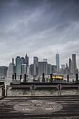 Downtown, new World Trade Center, Manhattan, New York, USA
