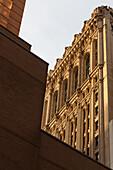 Art Deco Building, financial district, Downtown,Manhattan, New York, USA