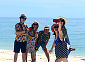 excursion from the island of Lipe, Andaman Sea, South-Thailand, Thailand, Asia