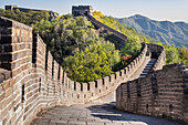 Great Wall of China, UNESCO World Heritage Site, Mutianyu, China, Asia
