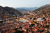Amasya, Central Anatolia, Turkey, Asia Minor, Eurasia