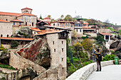 Meteora monastery, Meteora, Greece