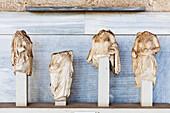 Relief fragment, Ancient Agora Museum, Athens, Greece
