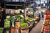 San Telmo Market Mercado San Telmo, Buenos Aires, Argentina, South America
