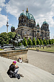 Berliner Dom Berlin Cathedral, Mitte, Berlin, Germany, Europe