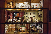 the dolls' house of petronella dunois, 1676, rijksmuseum, amsterdam, holland