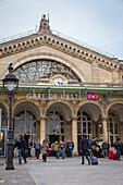 gare de l'est train station, (75) paris, ile-de-france