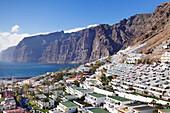 Los Gigantes, West coast, Tenerife, Canary Islands, Spain, Atlantic, Europe