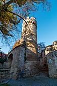 Pulverturm, Jena city Thuringia, Germany, Europe