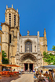 Saint-Sauveur cathedral, Aix-en-Provence, Bouches-du-Rhone, Provence-Alpes-Cote d'Azur, France