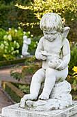 Putte, Russischer Garten, Schlosspark Belvedere, Weimar, Thüringen, Deutschland