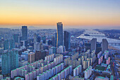 Korea , Seoul City, Yeouido Distric , The International Financial Center.