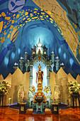 Thailand , Bangkok city, The Erawan Museum, Interior.