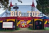Australia, South Australia, Adelaide, Rundle Park, The Little Big Top.