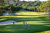 Vale do Lobo, Royal Golf Course, Almancil, Algarve, Portugal