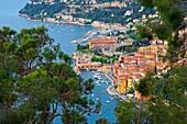 Villefranche-sur-Mer, Alpes-Maritimes department, Provence-Alpes-Cote d´Azur region, southeast of France, Europe.