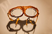 Goggles, old fashioned