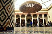 Musee de Marrakech, Medina, Marrakesh, Morocco