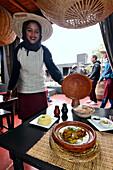 Restaurant: Terrasses des Épices, Medina, Marrakesh, Morocco