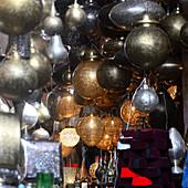 Shopping in the Medina, Marrakesh, Morocco