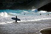 Europe, Portugal, Algarve, Sagres, Costa Vicentina, surfers paradise