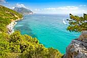 Gennargentu and Orosei Gulf National Park, Sardinia Island, Italy.