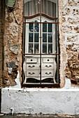 'Vintage Furniture in ''Gavriel''. Tel Aviv, Israel, Asia.'